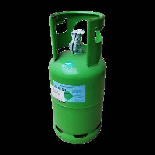 Kältemittel R134a – 12 kg Inhalt