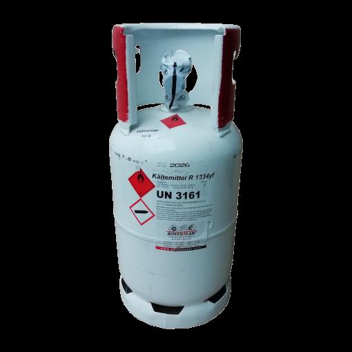 Kältemittel R1234-YF - 10 kg Inhalt